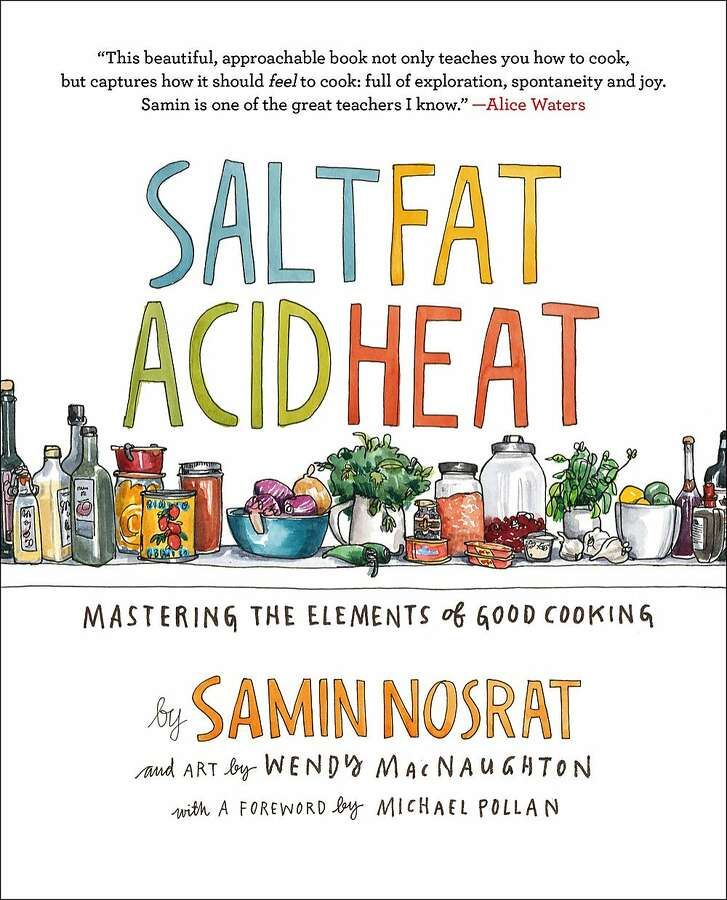 �Salt, Fat, Acid, Heat�