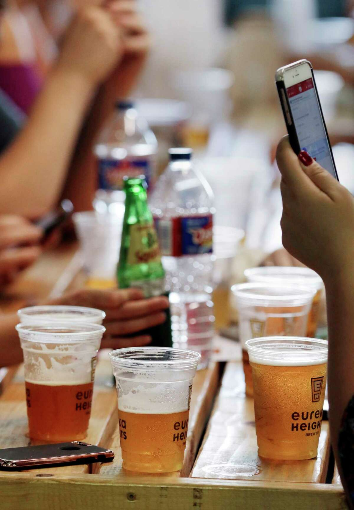 Millennials are frothing over Houston's brewery scene.