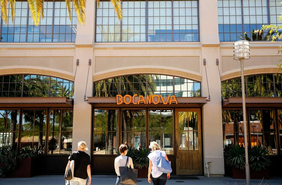 Owner Rick Hackett will move Pan-Latin restaurant Bocanova from its Jack London Square location uptown to Broadway. Photo: Michael Macor, The Chronicle