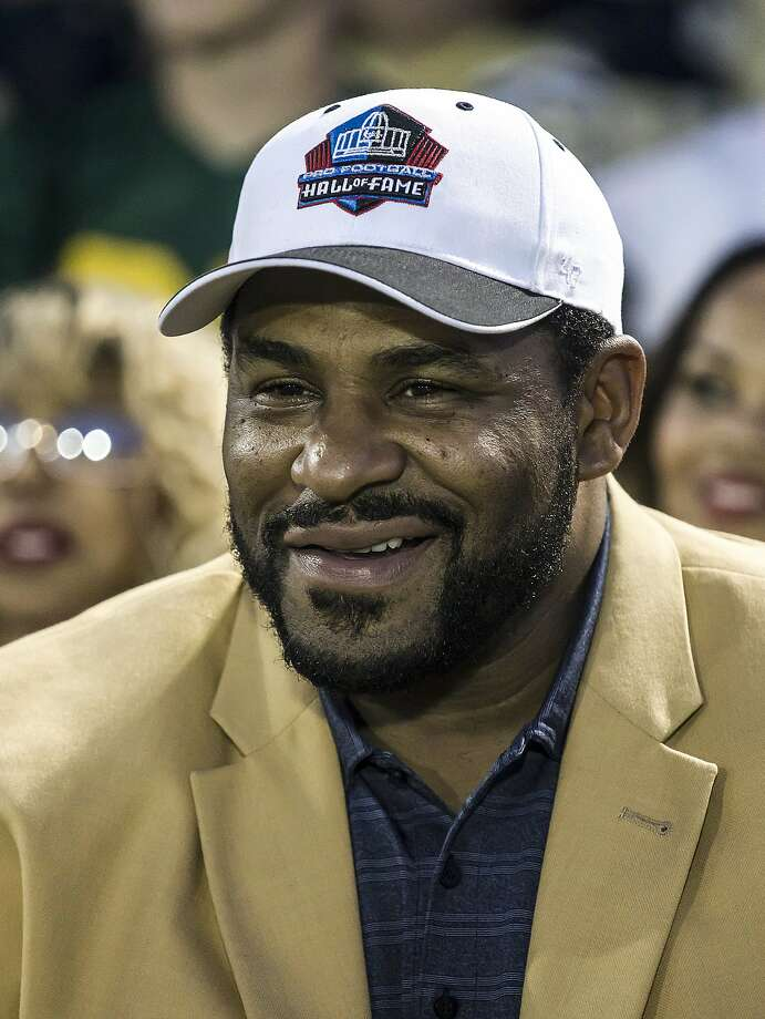 Hall of Famer Jerome Bettis played 13 seasons in the NFL. Photo: Tsafrir Abayov, Associated Press