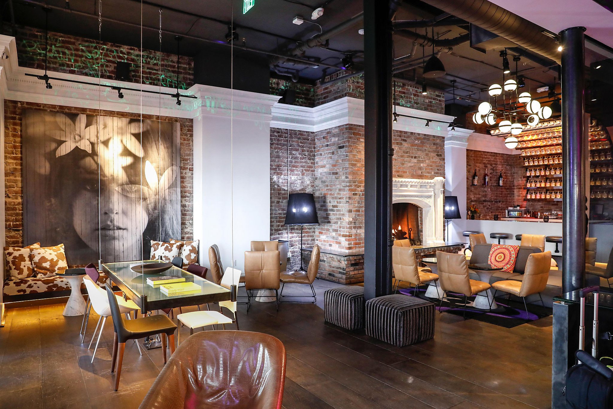 The Hottest Hotel Design Trend Hipster Inspired Hospitality San Francisco Chronicle