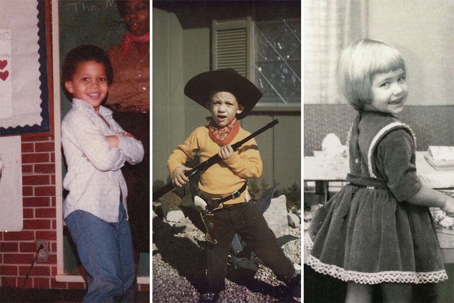 Scroll through the slideshow to see if you can guess who these adorable Jefferson Co. leaders are. Photo: Courtesy Photos