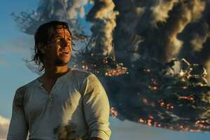 """This image released by Paramount Pictures shows Mark Wahlberg as Cade Yeager in a scene from, """"Transformers: The Last Knight."""" (Paramount Pictures/Bay Films via AP)"""