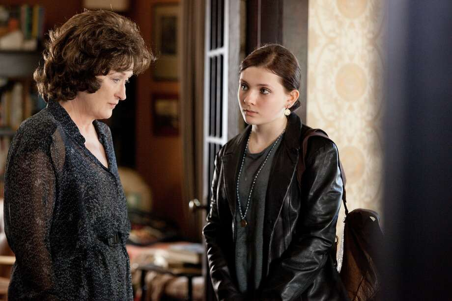 """Meryl Streep and Abigail Breslin star in """"August: Osage County."""" Photo: Claire Folger, The Weinsteiin Co."""