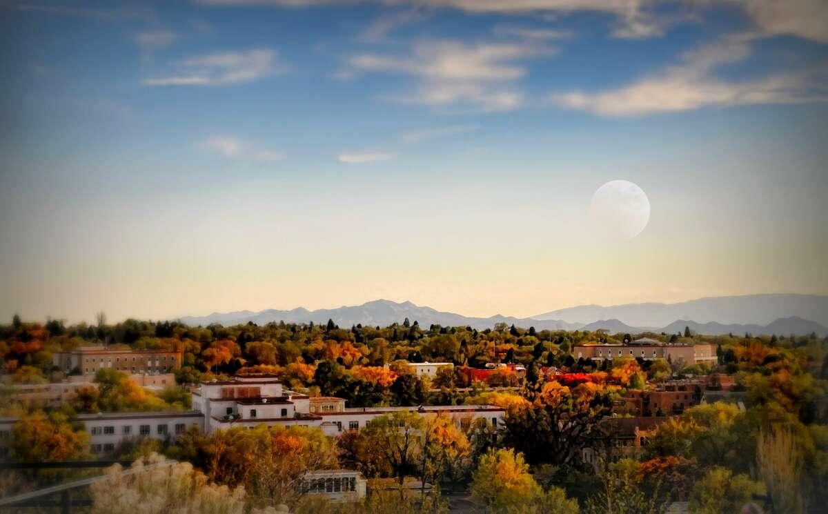 13. Santa Fe, N.M.