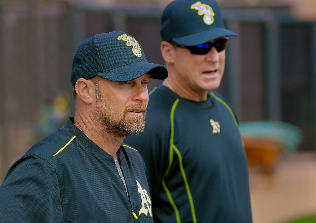 A's coach Mark Kotsay has interviewed for the Detroit Tigers' vacant managerial position, The Chronicle has learned. Kotsay, 44, interviewed with the Giants, Red Sox and Astros last offseason and long has been viewed as Bob Melvin's eventual successor in Oakland should the three-time Manager of the Year leave the A's.