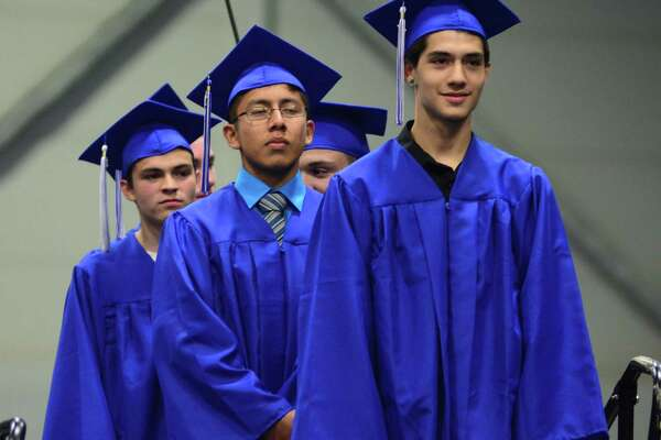 Henry Abbott Technical Schools Commencement Ceremony took place at Western Connecticut State University on Monday June 19,2017.