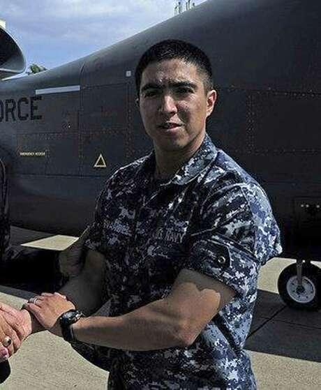Gunner's Mate 2nd Class Noe Hernandez, 26, was from Weslaco. Photo: U.S. Navy /Associated Press / U.S. Navy