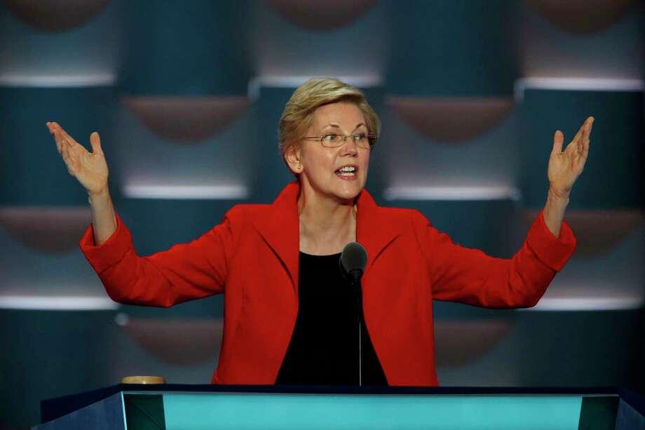 Democratic Sen. Elizabeth Warren of Massachusetts Photo: Carolyn Cole, FILE / Los Angeles Times