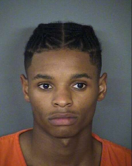 Anton Jamail Harris, 18, faces a fifth charge of aggravated sexual assault. He was arrested on June 8, accused of sexually assaulting multiple women in and around the Medical Center area. Photo: Bexar County Sheriff's Office