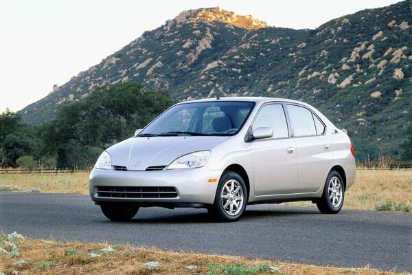 Toyota Prius, 2001