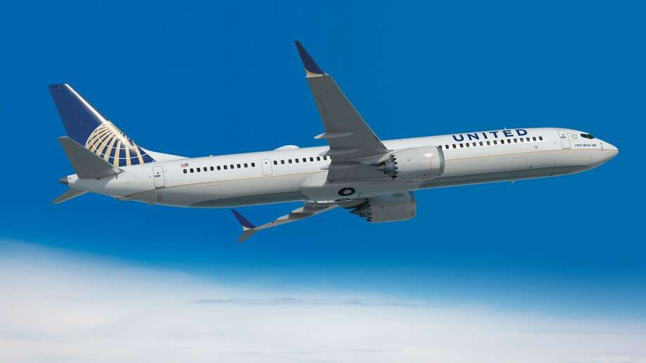 United Airlines converted 100 of its current orders with Boeing to the new 737 MAX 10s. Photo: Courtesy Boeing