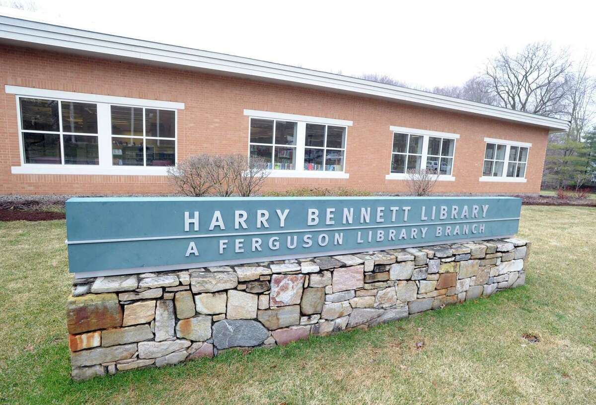 The Harry Bennett Library, a branch of Stamford's Ferguson Library, Stamford, Conn., Friday, April 10, 2015. The proposed Connecticut state budget would eliminate funding for interlibrary loans.