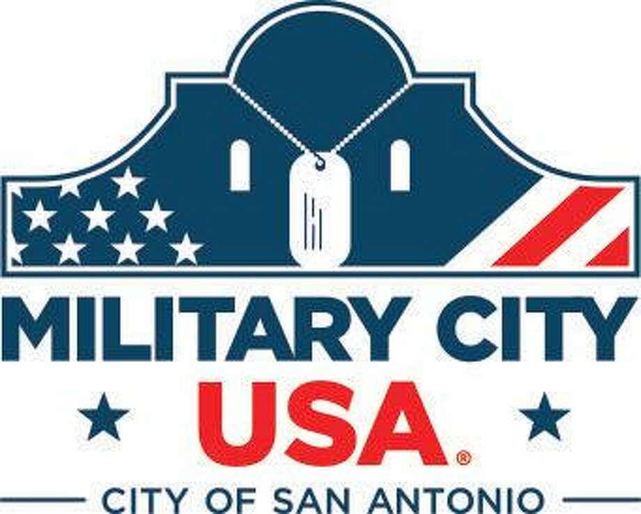 "The City of San Antonio unveiled a logo to go with its trademarking of ""Military City, USA."" Photo: Courtesy /City Of San Antonio"