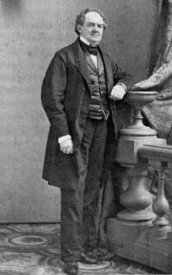 P.T. Barnum, known most as the creator of his circus, was also a commuter advocate in Connecticut. Photo: Associated Press