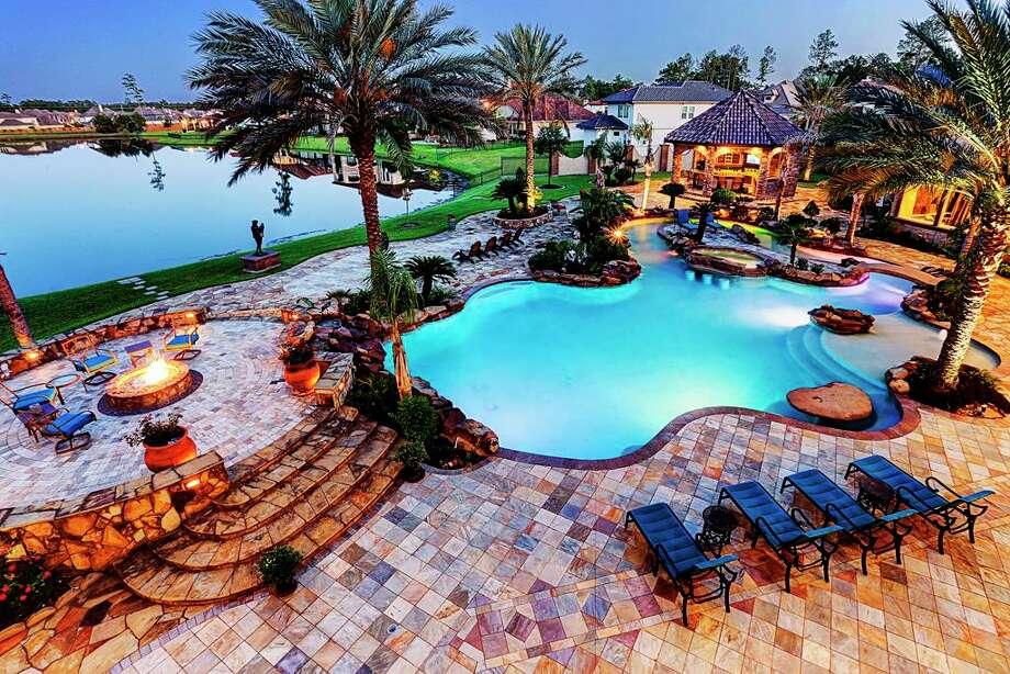 Dream Home Swimming Pools In The Houston Area Houston