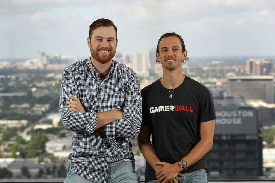 GamerWall's website allows players of games such as Madden NFL 17 to coordinate online events around the world.  Photo: Steve Gonzales, Staff / © 2017 Houston Chronicle
