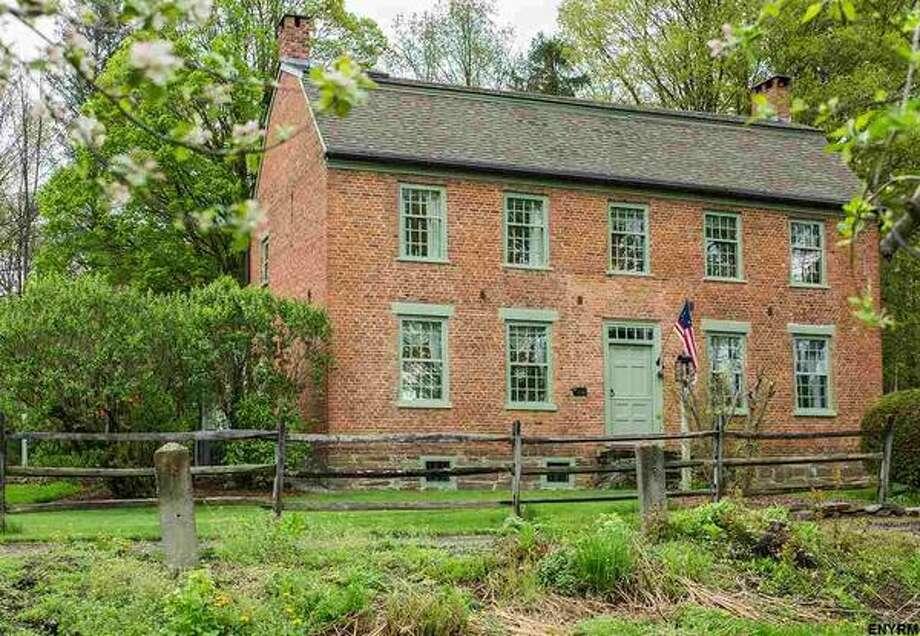$1,100,000. 322 Wemple Rd. Rotterdam, NY 12306. Built circa 1760. View listing. Photo: MLS