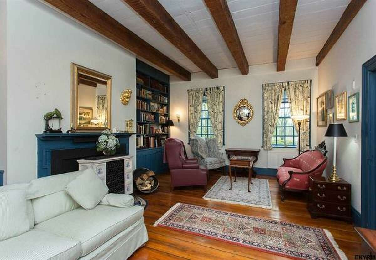 $1,100,000. 322 Wemple Rd. Rotterdam, NY 12306. Built circa 1760. View listing.