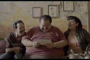 "Luis ""Luca"" Ortega (center), Mauricio Isaac (left) and Martha Claudio Moreno in Alejandro Guzman Alvarez's ""Walking Distance,"" a 2015 film from Mexico."
