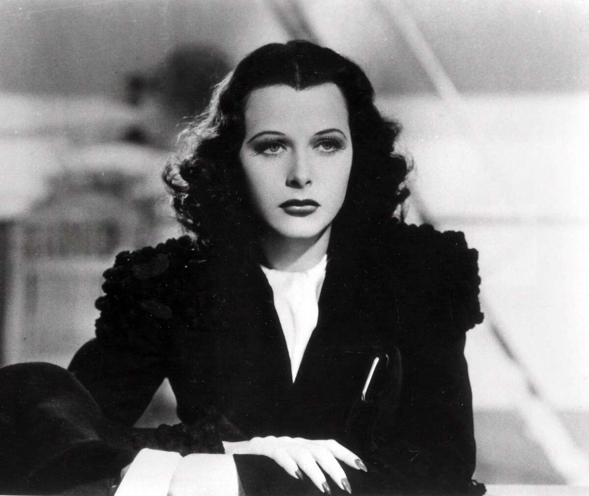 FILE--Austrian-born actress Hedy Lamarr is shown in this undated file photo. Lamarr's will was filed Friday March 10, 2000, in Seminole County Circuit Court in Sanford, Fla., and it contained a few surprises. In addition to Lamarr's son and daughter, the list of those she picked to share her wealth included her personal secretary, a California engineer she had never met and Altamonte Springs Police Lt. Chuck Stansel. (AP Photo/Significa, File)