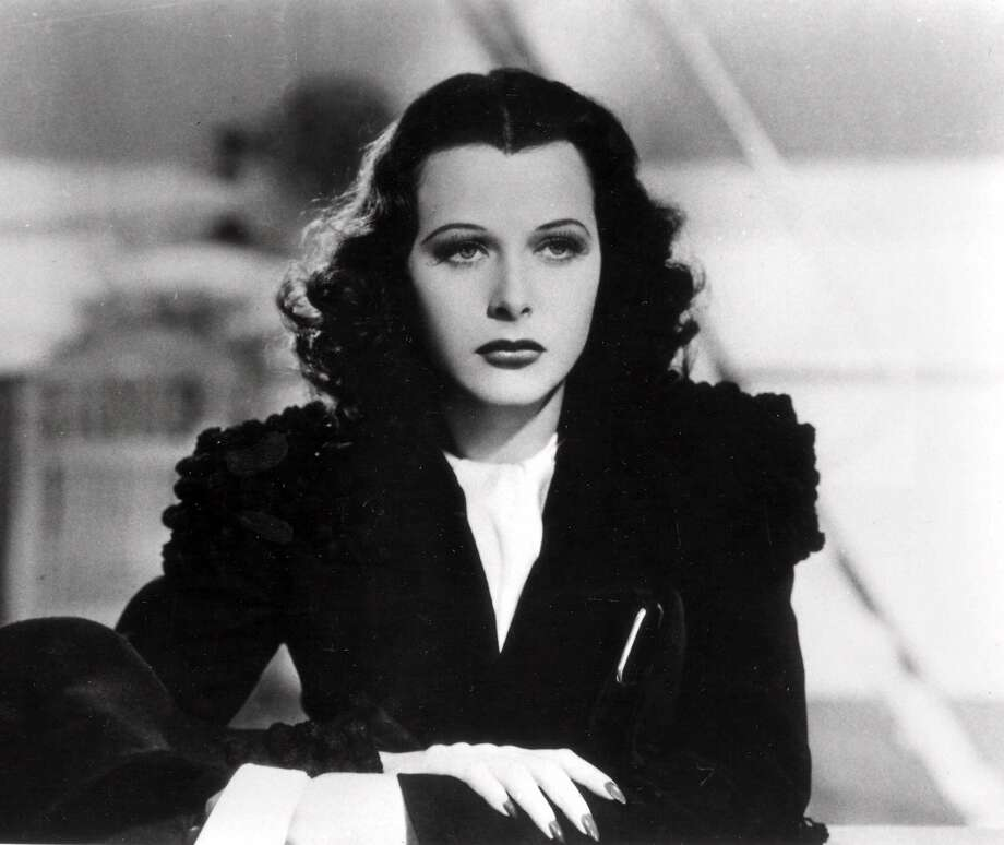 Old Hollywood actress Hedy Lamarr received recognition for her inventions only near the end of her life. Photo: AP