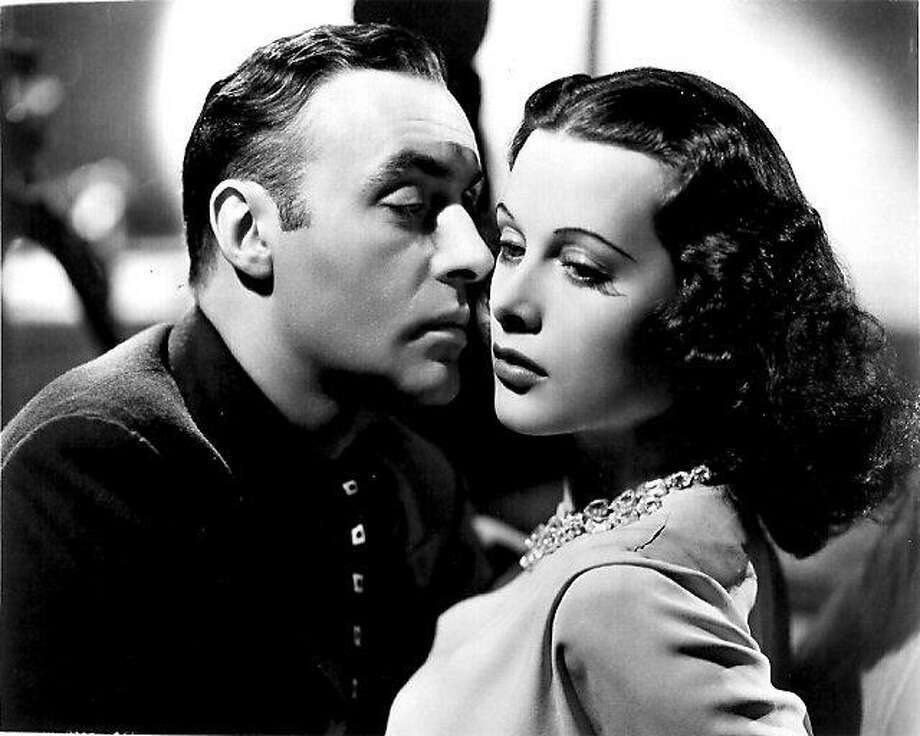 """Charles Boyer and Hedy Lamarr in """"Algiers."""" Photo: United Artists 1938"""