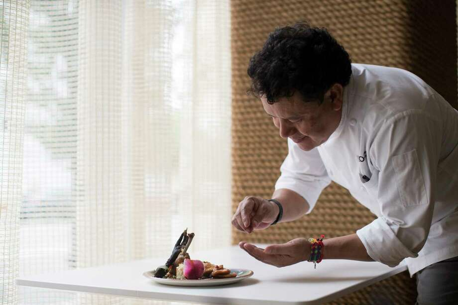 James Beard Award-winning chef Hugo Ortega of Xochi will be among the speakers participating in the Houston Eats! conference Sept. 8-9 that explores Houston diversity and food. Photo: Marie D. De Jesus, Houston Chronicle / © 2017 Houston Chronicle
