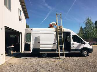 Vanlife 2 0: Bay Area residents who live in vans not to