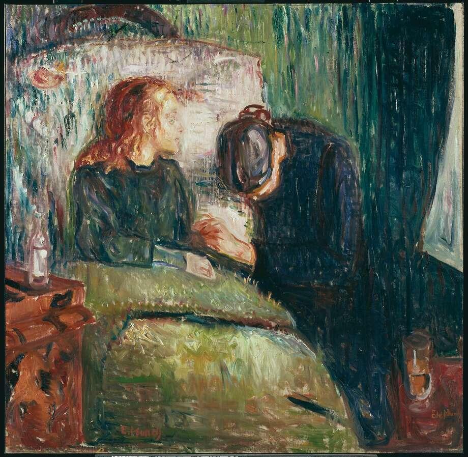 "Edvard Munch, ""The Sick Child"" (1907) Photo: Tate Modern, London, Tate / Tate Images"