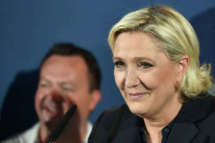 Millennials are thought to be the liberal West's answer to such politicians, but France's far-right National Front leader and parliamentary candidate Marine Le Pen garnered a significant amount of the under-30 vote.