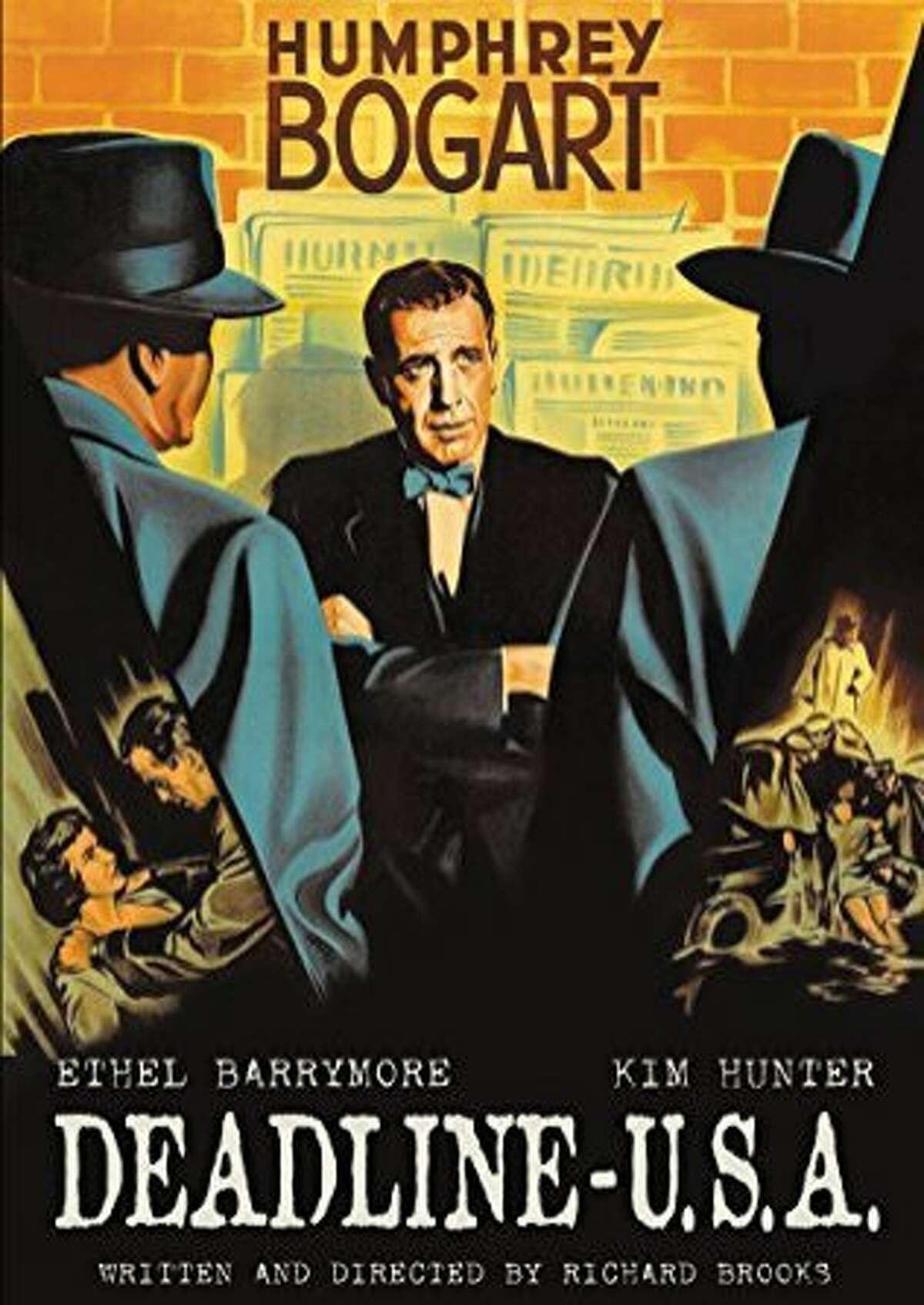 "dvd cover: ""Dealine U.S.A."""