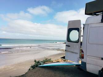 Vanlife 2 0: Bay Area residents who live in vans not to travel, but