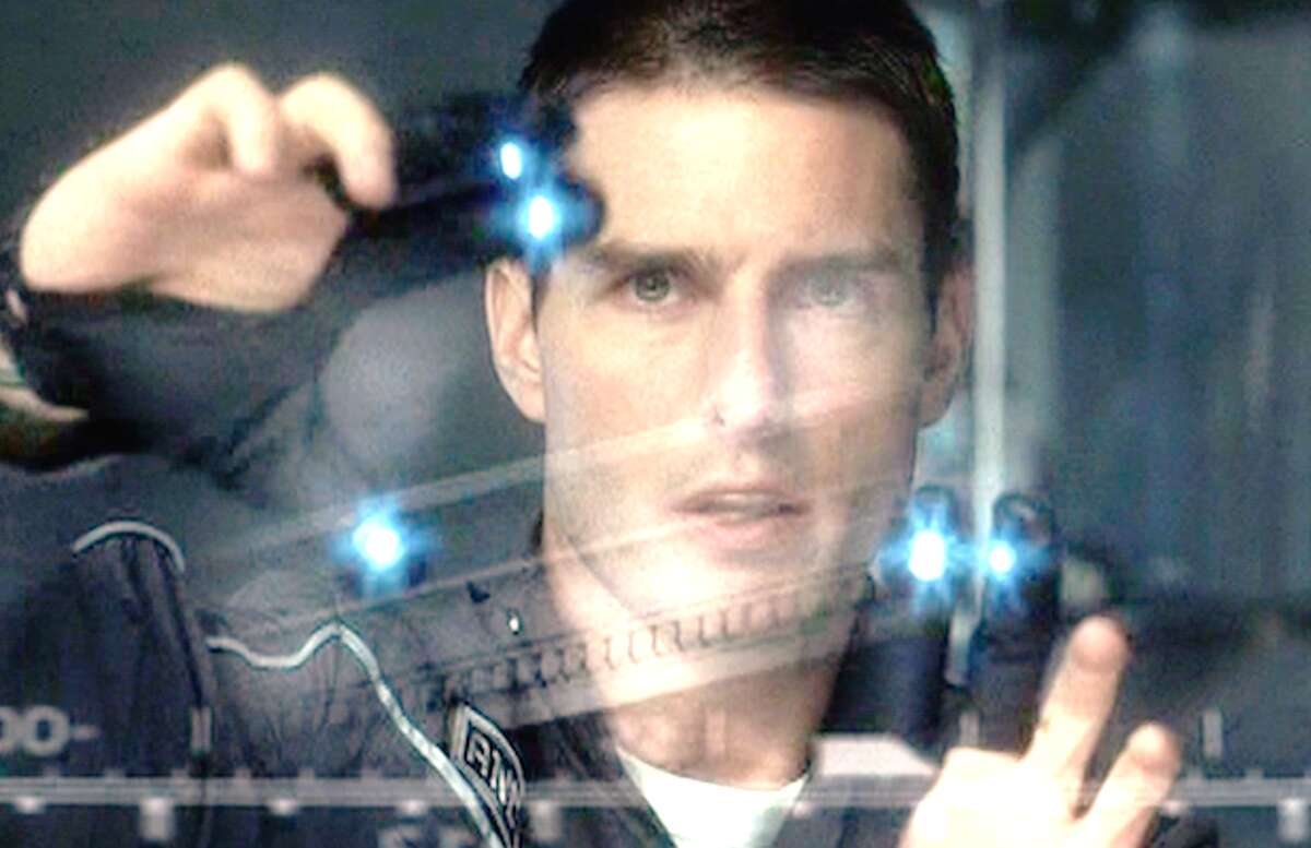 Minority Report Accurately predicted the touch screen
