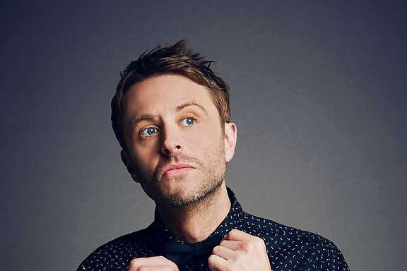 Chris Hardwick is the creator and host of the ID10T festival, set to debut at the Shoreline Amphitheatre in Mountain View on June 24-25, 2017.