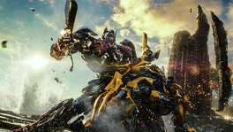 "Why are Optimus Prime and Bumblebee fighting? The answer is contained in ""Transformers: The Last Knight."""