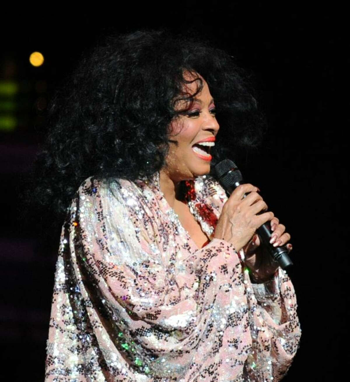 The Supremes frontwoman, solo superstar and actor has wowed audiences every times she's played the Majestic Theatre the last few years. Ross, who last year received the Medal of Freedom from the president, still coos her Motown hits like