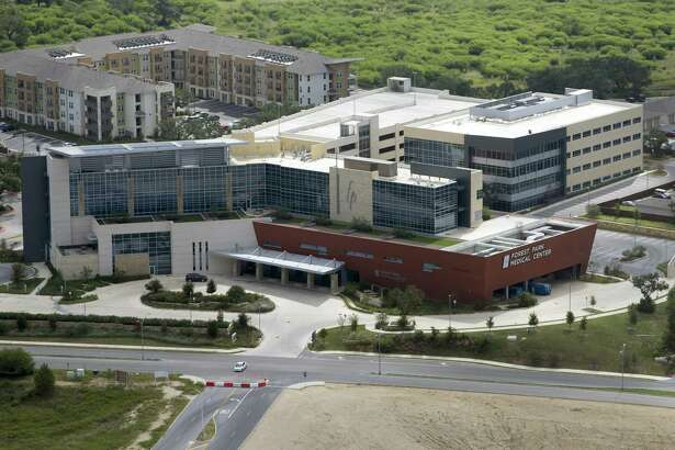 The 155,000-square-foot Forest Park Medical Center has sat vacant for more than two years after going through foreclosure in spring 2016.