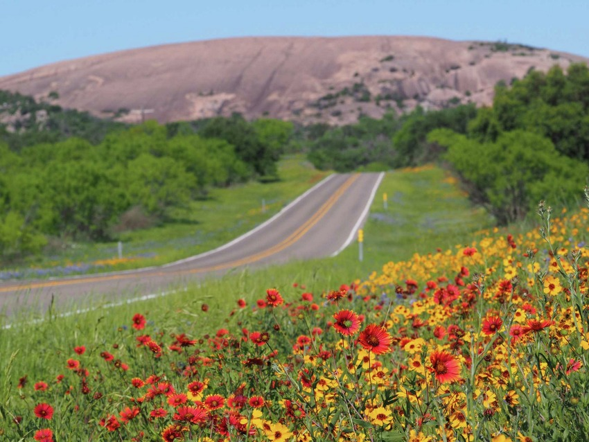 Enchanted Rock State Natural Area, Fredericksburg When to visit: First thing in the morning, before the crowds arrive and before the sun gets too hot. You likely won't have to worry about not being able to get in the park, as its busy season is from October through May.