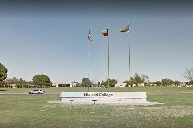 Midland College campus
