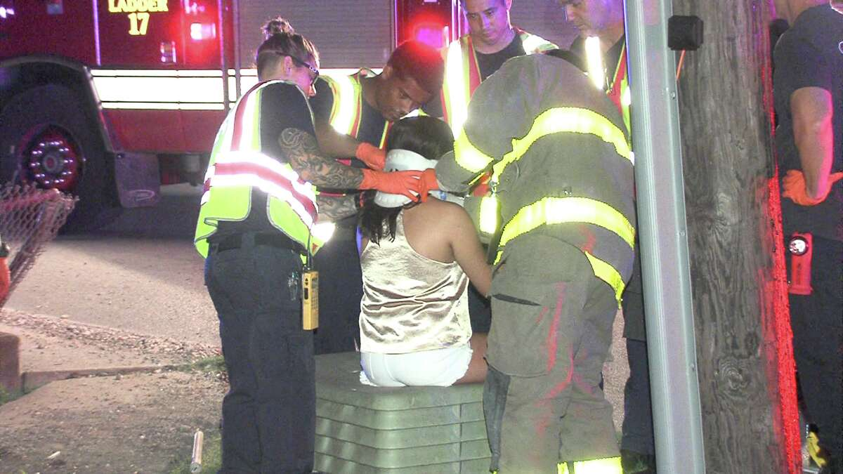 Paramedics responded to the crash around 10:45 p.m. on June 20, 2017, near Jackson Keller Road and Shalimar Drive.