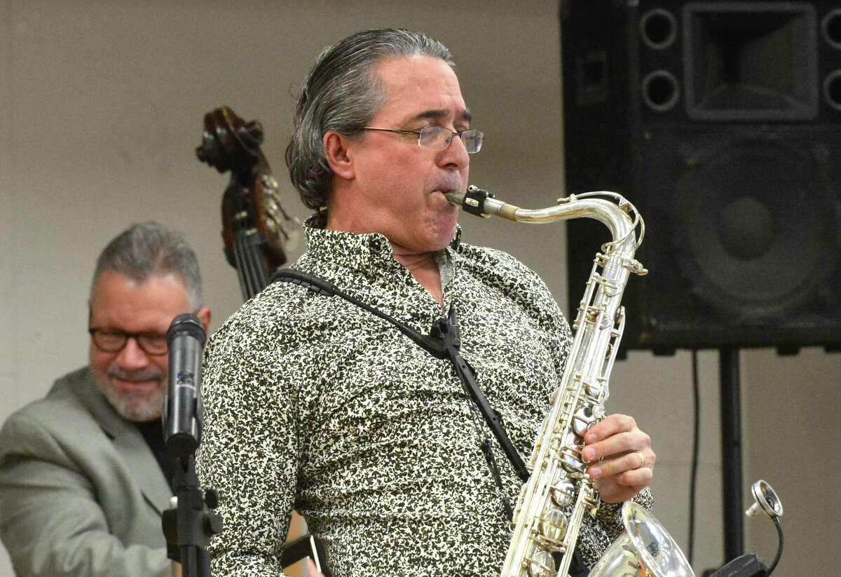 The Norwalk Public Library will feature Jim Clark, Norwalk's popular saxophonist, composer and music educator, for a three-part music mini-series during July and August.