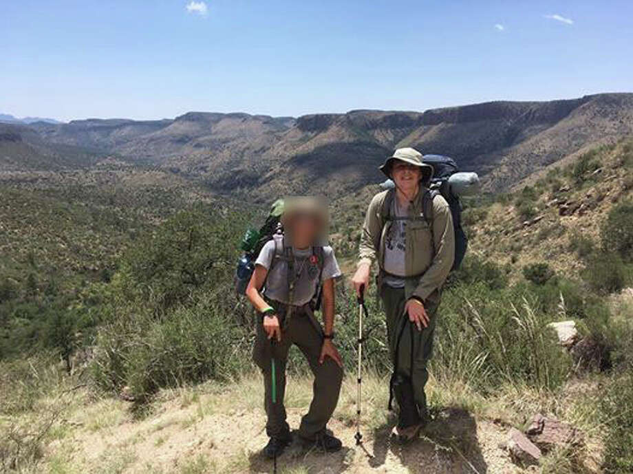 Reid Comita, right, died in West Texas June 12, 2017 after suffering a heat stroke on a boy scout trip. Photo: Courtesy/John Comita Jr.