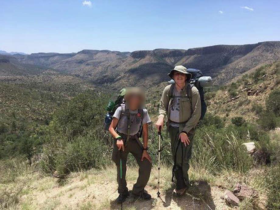 Reid Comita, right, died in West Texas June 12, 2017 after suffering a heat stroke on a boy scout trip. Photo: Courtesy/John Comita Jr.