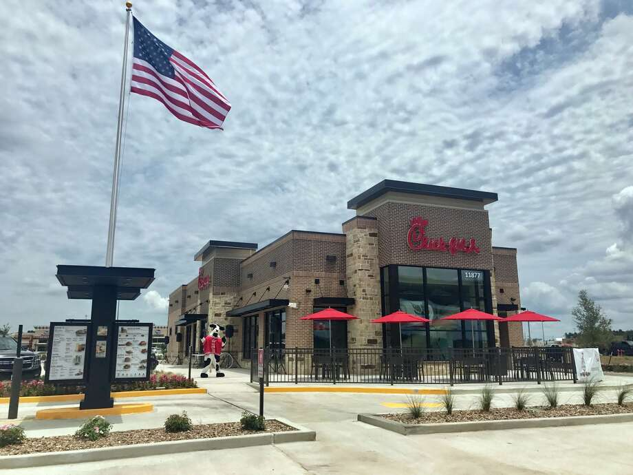 Chick-fil-A is now open in Valley Ranch Town Center. Photo: The Signorelli Co.