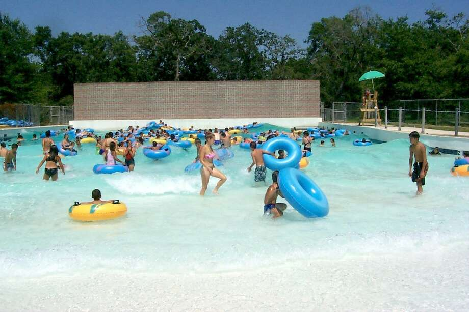 Little Cedar Bayou Wave Pool600 Little Cedar Bayou Drive, La PorteEntry to the pool costs $3 for residents and $5 for non-residents. Outside food and drinks are allowed. Photo: City Of La Porte