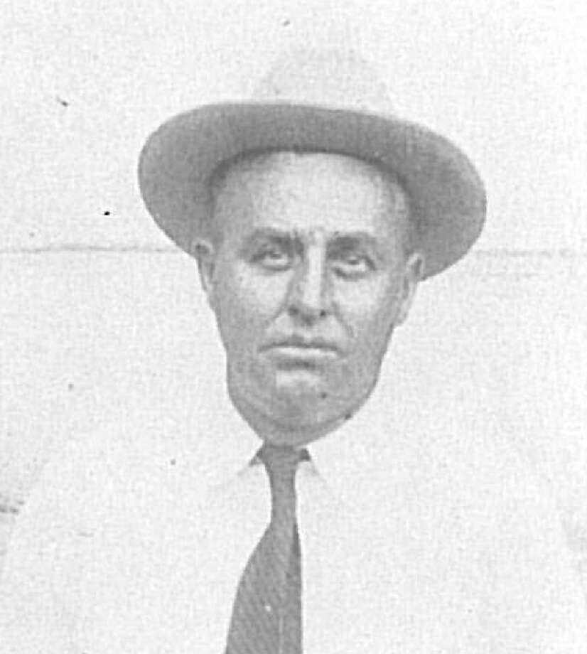 """Montgomery County Sheriff from 1932 to 1936 Guy H. Hooper. Photo: Photos Courtesy Sally Murphy Evans """"A Quincentennial Project"""""""