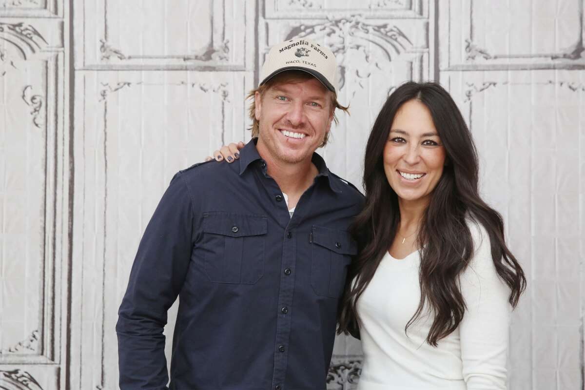 Chip Gaines revealed why he and Joanna chose the magnolia flower as the theme for their thriving business during the series finale of HGTV's