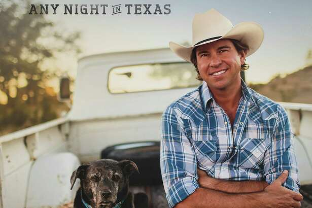 Texas country singer Jon Wolfe.
