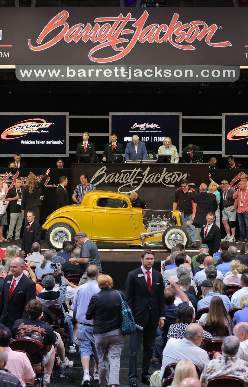BarrettJackson Returns To Mohegan Sun With Prized Auto Collection - Barrett jackson car show